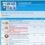 Forum ArcadeItalia