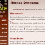 ADB Arcade Data Base
